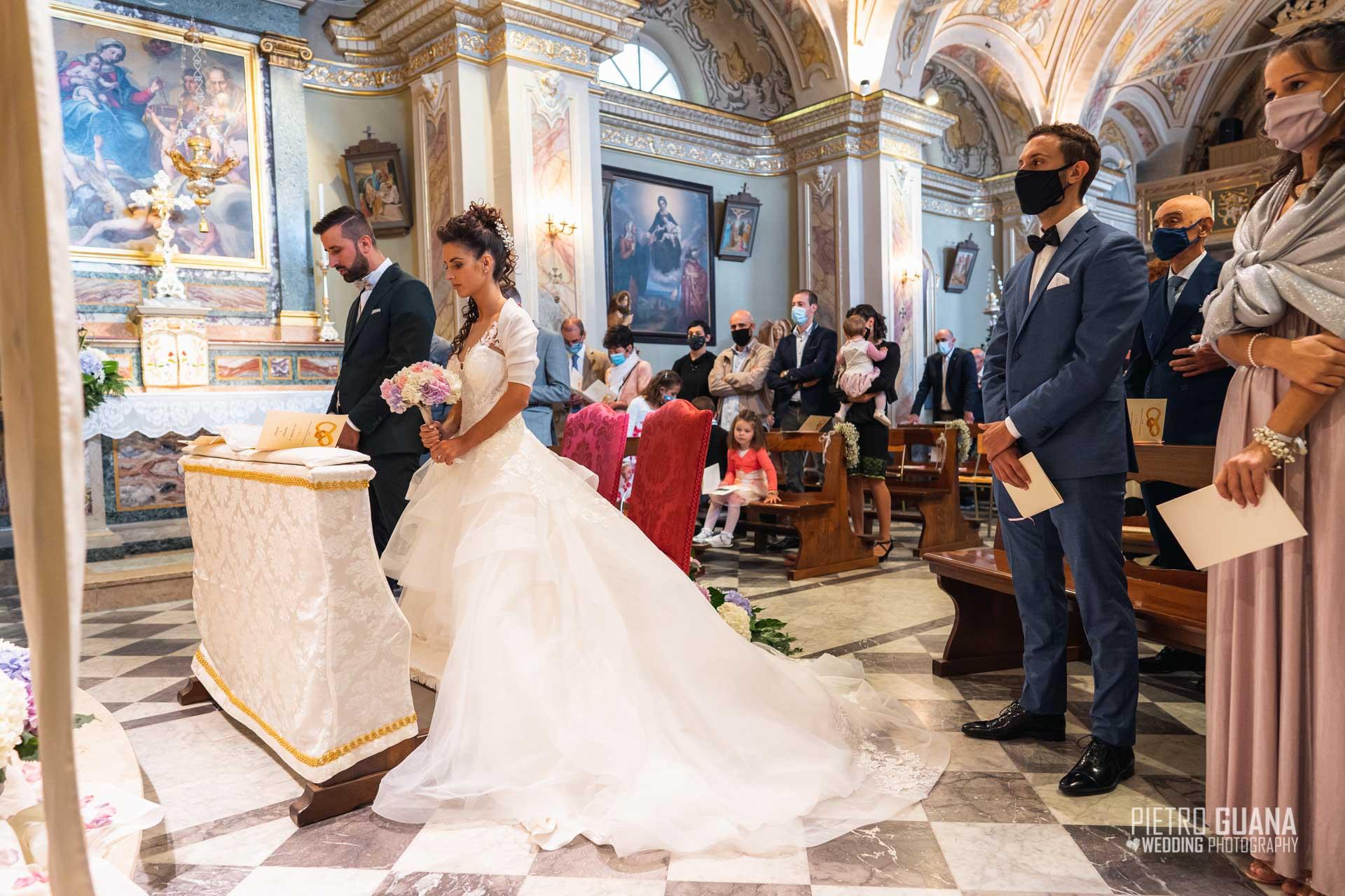 Matrimonio chiesa Bani di Ardesio