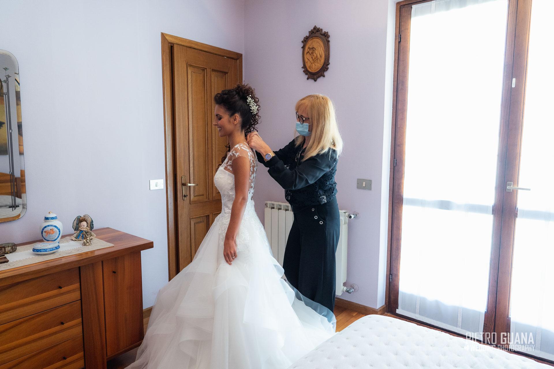 Abito da sposa Idea sposi si Scandella Carolina