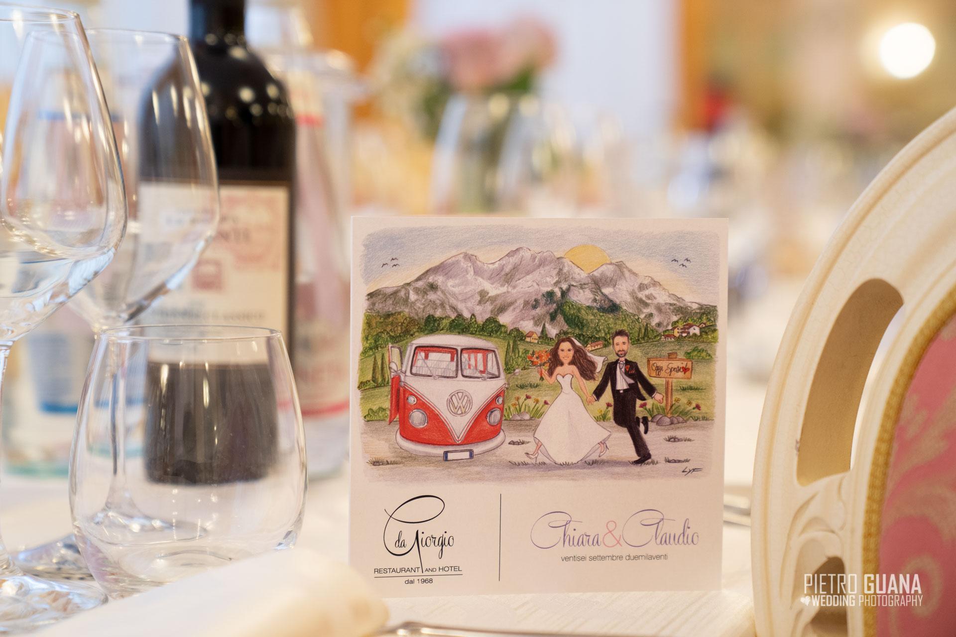 Matrimonio Ristorante da Giorgio Ardesio Chiara e Claudio Pietro Guana Fotografo