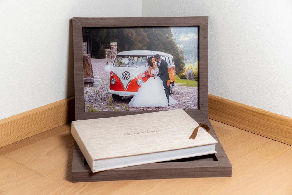 Album di matrimonio Young Book Pietro Guana Fotografia